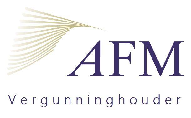 AFM Vergunningshouder